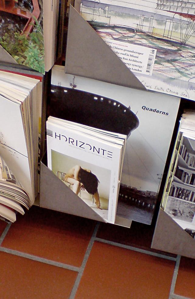 Horizonte Magazin in München