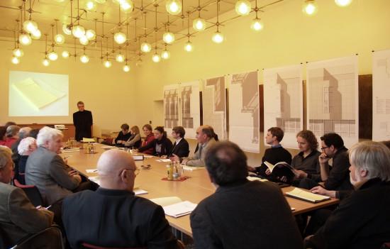 Präsentation zum Mensaseminar am 26.1.2011